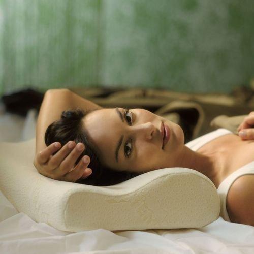 tempur original orthopedic neck pillow
