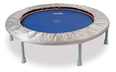 trimilin med mini trampoline for physiotherapy. Black Bedroom Furniture Sets. Home Design Ideas