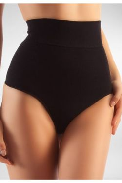 FarmaCell Shape Line Microfiber - Thong With High Waist
