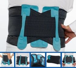 Thuasne Lombtech ® Lumbar belt with patented adaptable back
