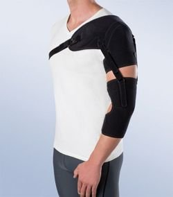 Orliman shoulder support with arm & forearm brace Neuro Conex 94303