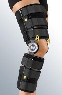 Medi Rom Deluxe Post Operative Knee Brace With Medi Els
