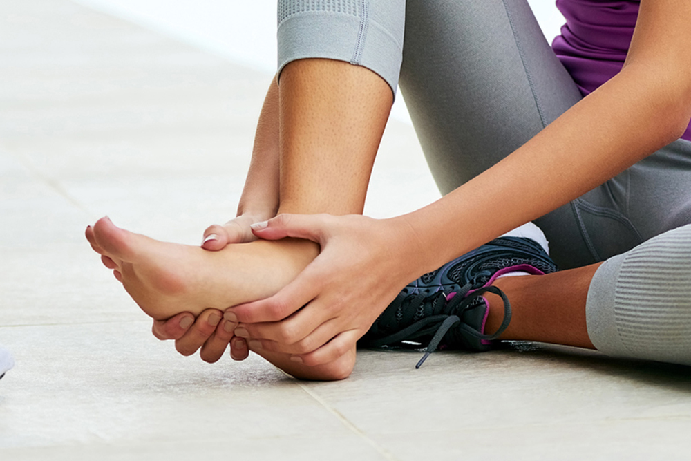 Flat feet problem - its never to late to act
