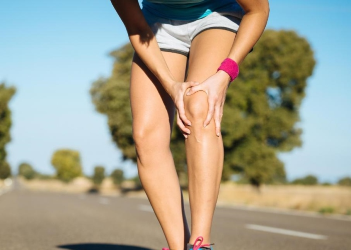 What does inside knee pain mean?