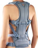 Orthoservice Spinal plus brace for Back pain,Osteoporosis