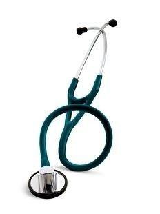 3M Littmann® Master Cardiology Stethoscope 2178 , caribbean blue ...