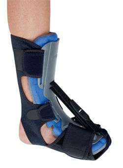 Aircast Dorsal Night Splint Foot & Ankle Support Brace