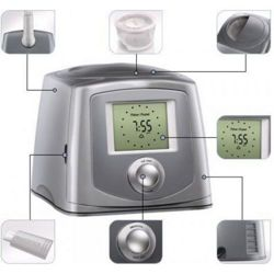 AutoCPAP ICON AUTO FISHER & PAYKEL
