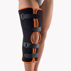 BORT Immobilisation Splint with Patella Recess for kids