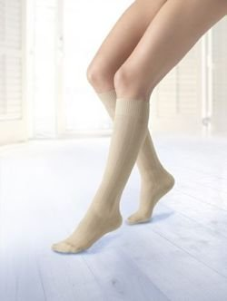 Belsana Summer Edition support stockings for traveling people