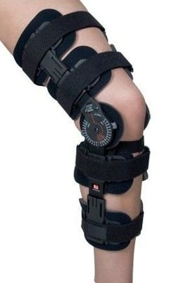 Bledsoe Revolution 3 post-operative knee brace