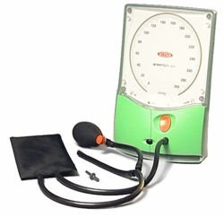 CALIBRATION TESTING KIT 0701 GREENLIGHT 300 ELECTRONIC DISPLAY ACCOSON