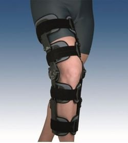 Orliman 94260 Post-operation knee orthosis