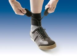 Orliman AB01 Boxia ankle foot orthosis, foot drop support brace