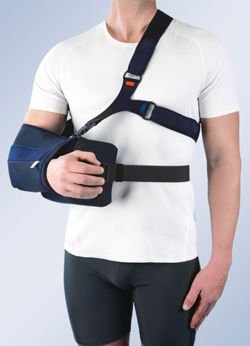 Orliman C-45 shoulder support - abduction brace (15°/30°)