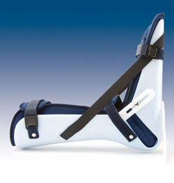 Orliman accessory on multi-position splint for active rehabilitation