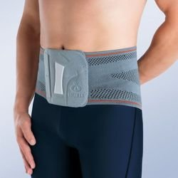 Orliman lumbisil 9201 lumbosacral girdle with visco-elastic pad