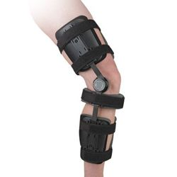 Ossur Rehab Air Light Universal Post-op knee orthosis