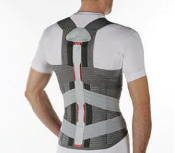 Otto Bock Dorso Direxa Posture 50R59 suitable for the treatment of poor body posture, osteoporosis and pain in the lumbar and thoracic spine