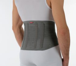 Otto Bock Lumbo Carezza 50R40 back support relieves the lumbar spine
