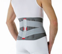 Otto Bock Lumbo Direxa 50R50 back support used for relief of the lumbar spine