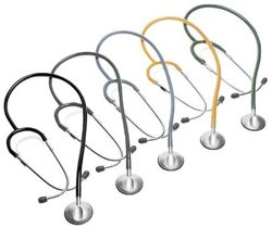 Riester anestophon® stethoscope,aluminium chest-piece
