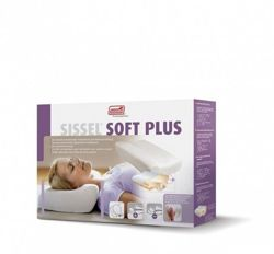Orthopedic Pillow Soft Plus with cover Sissel