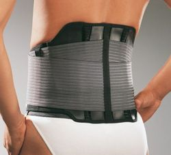 Thuasne Lombacross Activity ® Lumbar Belt-Height 26cm