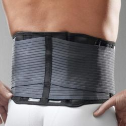 Thuasne Lombacross Activity ® Lumbar belt- Height 21cm