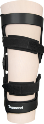 Townsend Design OA UniReliver  knee brace Lateral