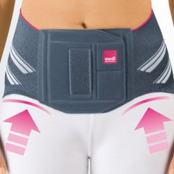 medi Lumbamed plus lumbar back brace for women