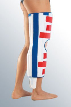 medi PTS knee support for posterior cruciate ligament injury