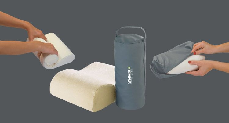 Super Poduszka Ortopedyczna Podróżna Yak07 Usafrica